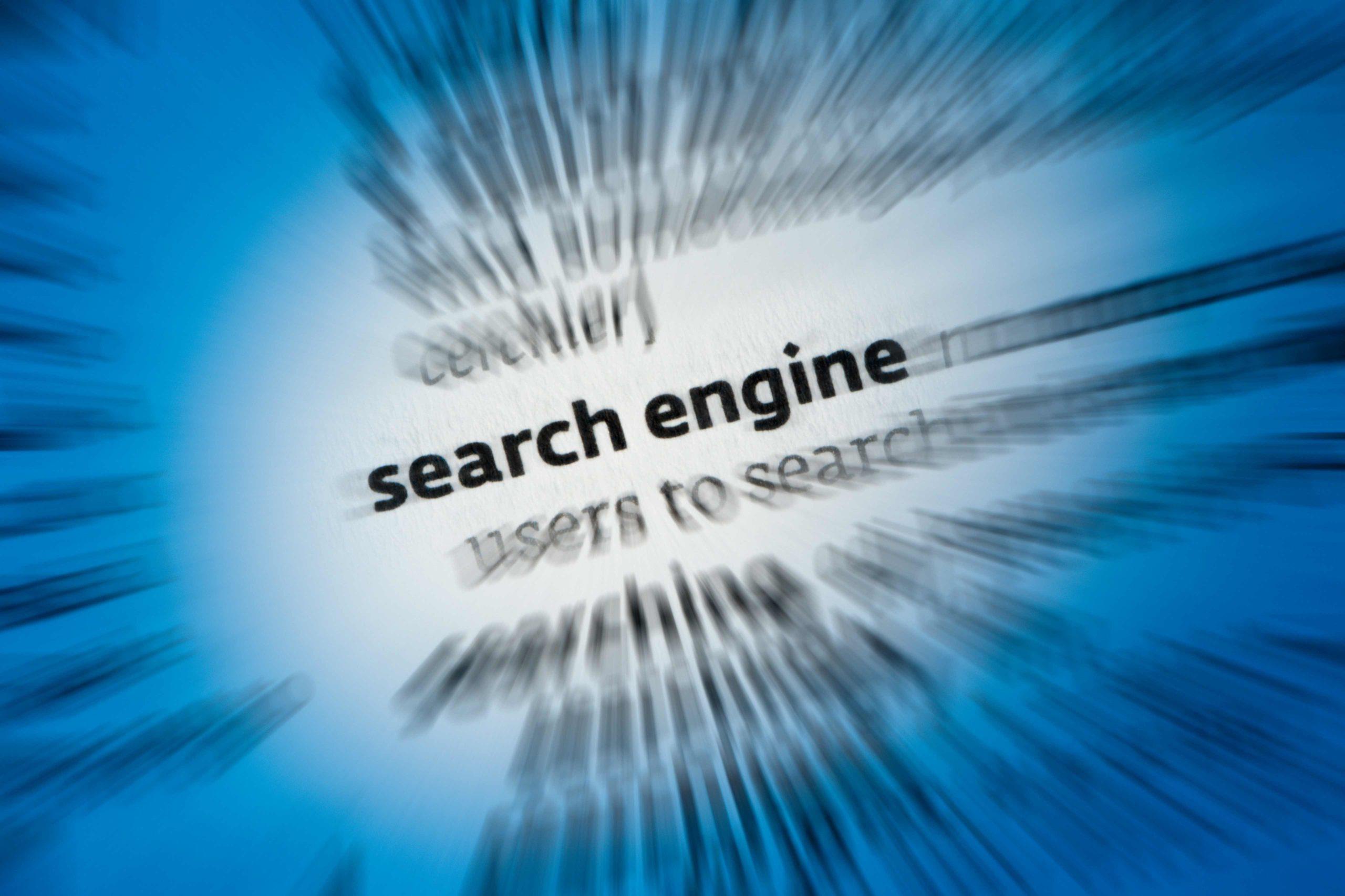 search engine a computer program by @SteveAllenPhoto-W