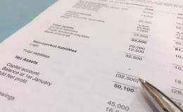 balance sheet @RyanL