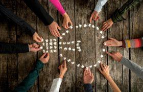 teamwork and cooperation concept @Gajus