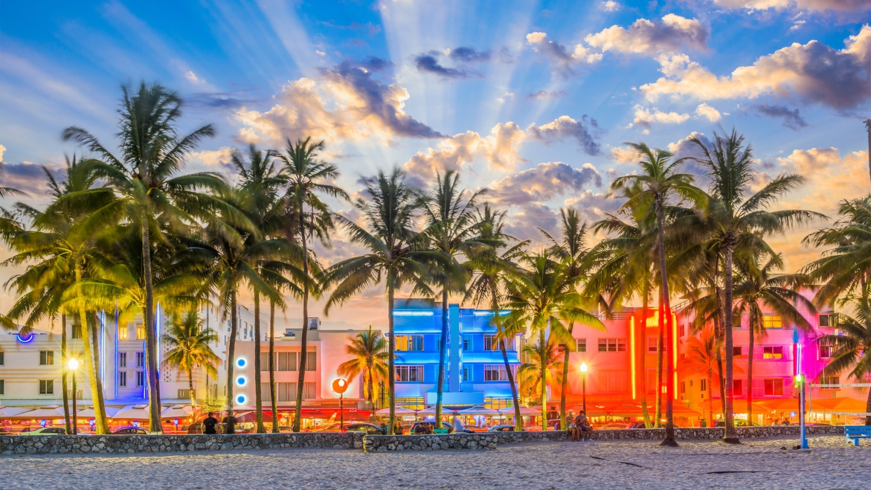 Miami Florida USA by SeanPavonePhoto