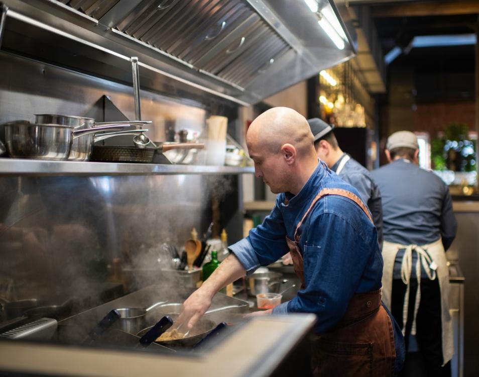 Un chef au Fourneau en mode Bien Commun !