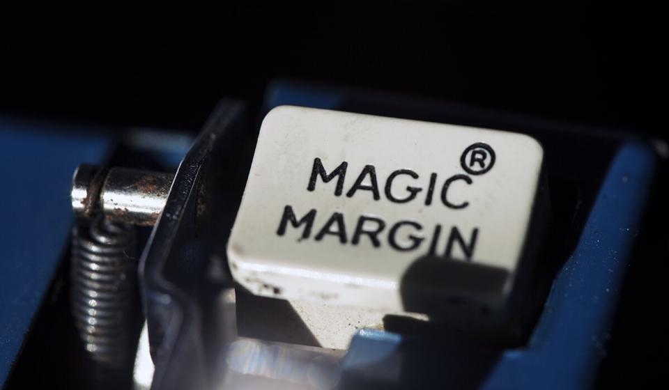 Magic Margin @dbencheci