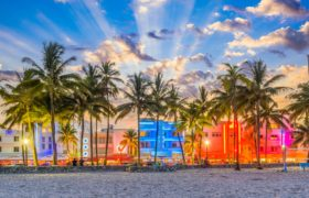 Miami Florida USA by SeanPavonePhoto